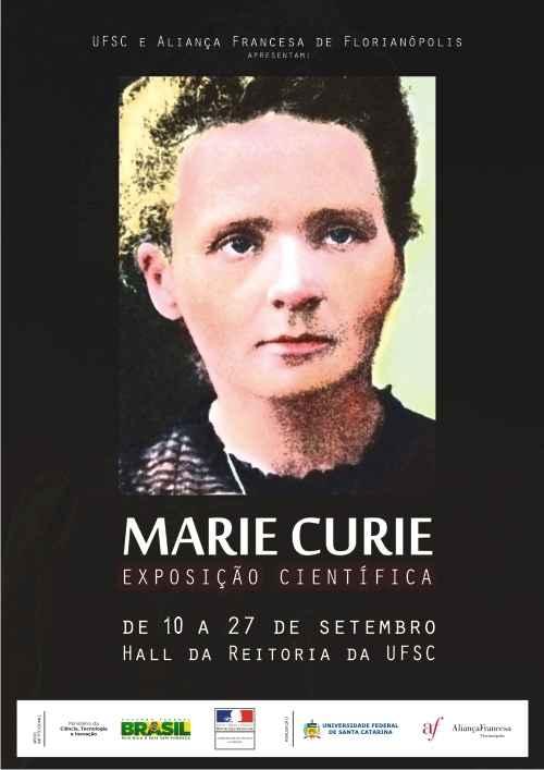 Exposição Marie Curie