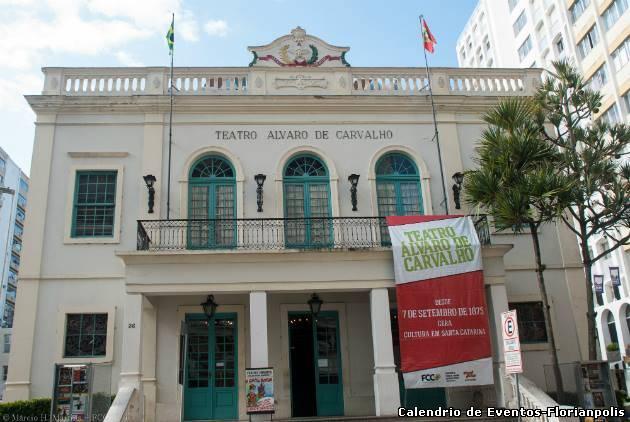 Teatro Álvaro de Carvalho (TAC) completa 138 anos nesse sábado
