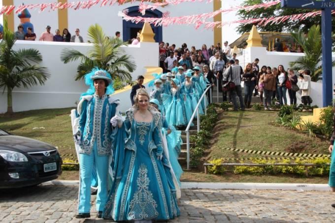 Festa do Divino de Canasvieiras e Encerramento do Ciclo do Divino Espírito Santo 2013