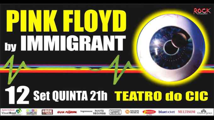 Pink Floyd by Immigrant 2013