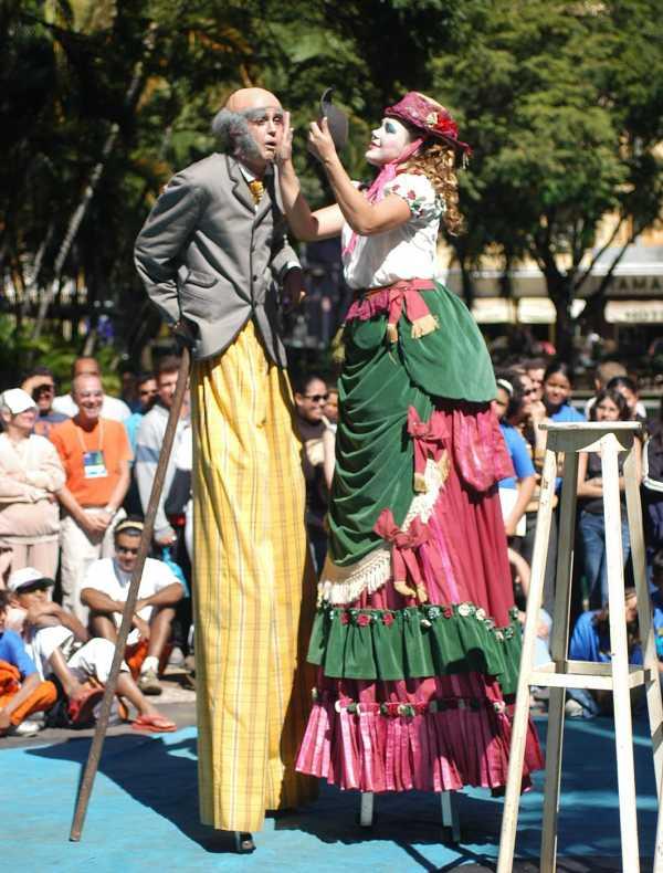 """Espetáculo """"Amor por Anexins"""" - Festival Palco Giratório Sesc"""