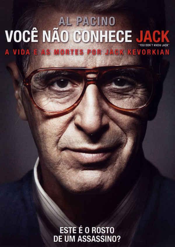 """Exibição do filme """"Você não conhece o Jack"""""""