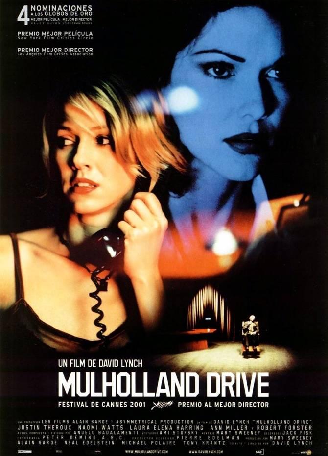 """Cinema Mundo exibe filme """"Cidade dos sonhos"""" (Mulholland Drive) de David Lynch"""