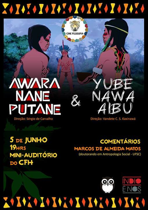 "Cine Filosofia exibe ""Awarã Nane Putani"" e"" Yube Nawa Aibu"""
