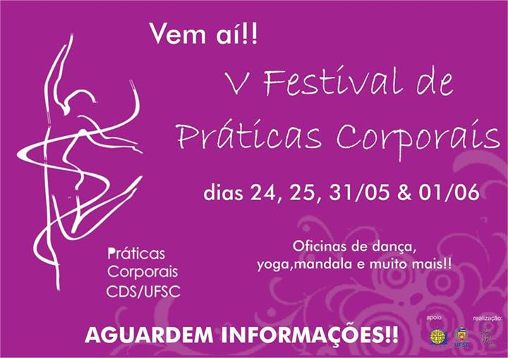 V Festival Práticas Corporais