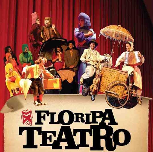 Inscrições abertas para o Floripa Teatro – 21º Festival Isnard Azevedo