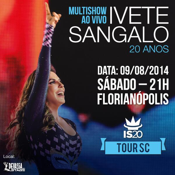 Multishow Ao Vivo – Ivete Sangalo 20 anos