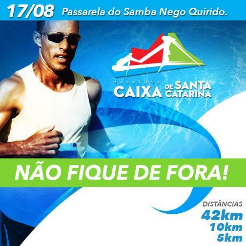 Maratona Caixa de Santa Catarina