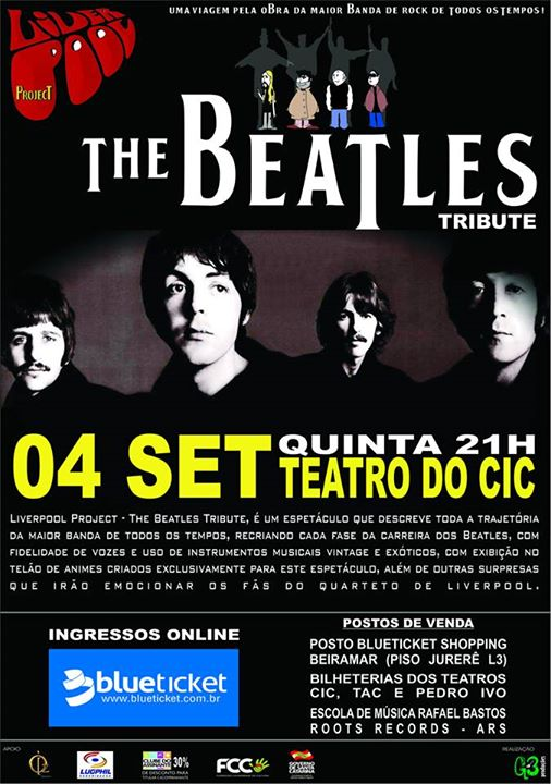 """Liverpool Project - The Beatles Tribute"""