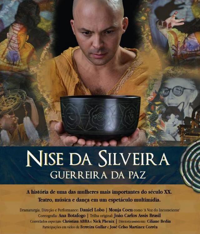 """Nise da Silveira - Guerreira da Paz"", de Daniel Lobo"