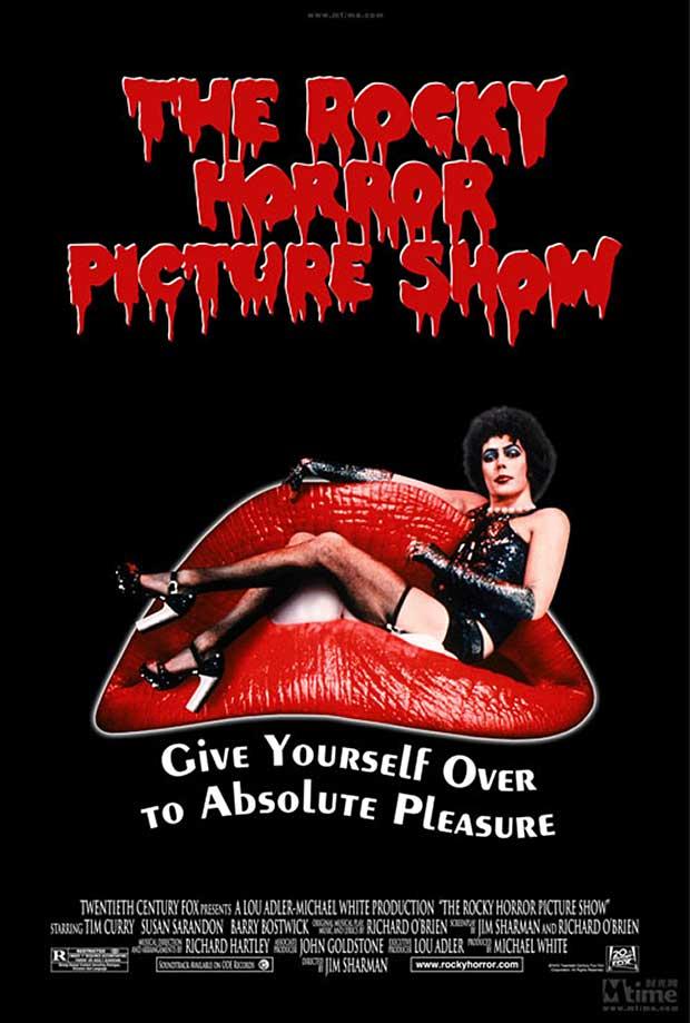 "Cine Vaudeville apresenta ""The Rocky Horror Picture Show"""