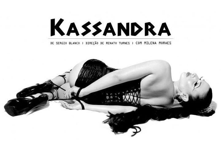 """Espetáculo teatral """"Kassandra"""""""