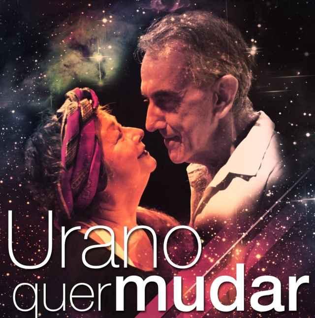 """""""Urano Quer Mudar"""" no Floripa Teatro - 22º Festival Isnard Azevedo"""