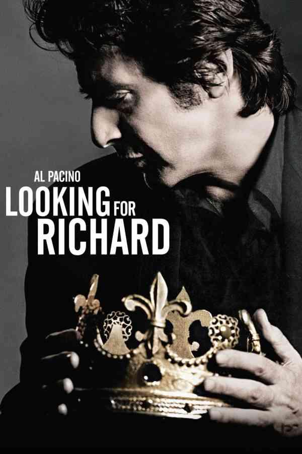"""Cineclube Badesc exibe """"Ricardo III – Um ensaio"""" (Looking for Richard)"""