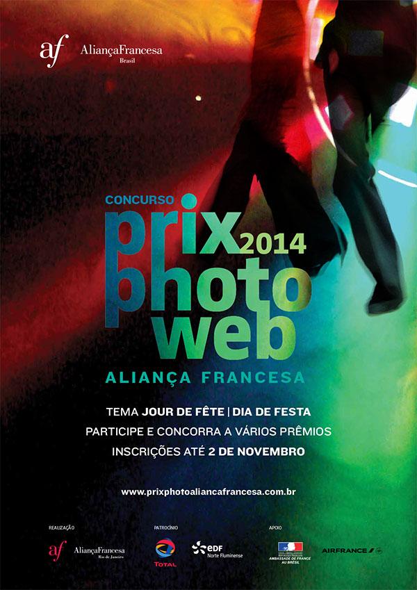 Inscrições abertas para o concurso de fotografia Prix Photo Web 2014