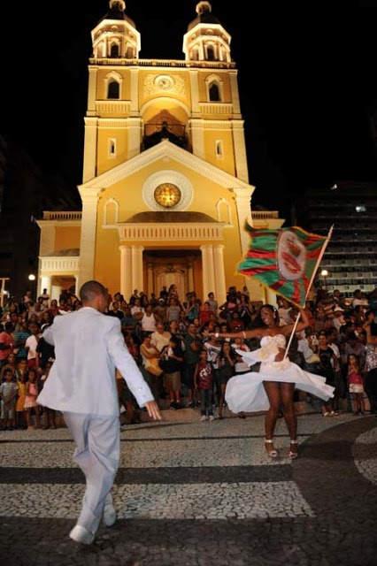 Ensaios das escolas de samba - Carnaval Florianópolis 2015