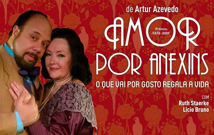 """Espetáculo musical """"Amor por Anexins: o que vai por gosto regala a vida"""""""