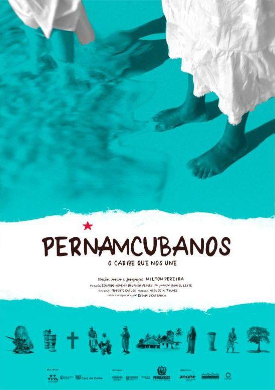 """Cineclube Badesc exibe """"Pernamcubanos"""", de Nilton Pereira"""