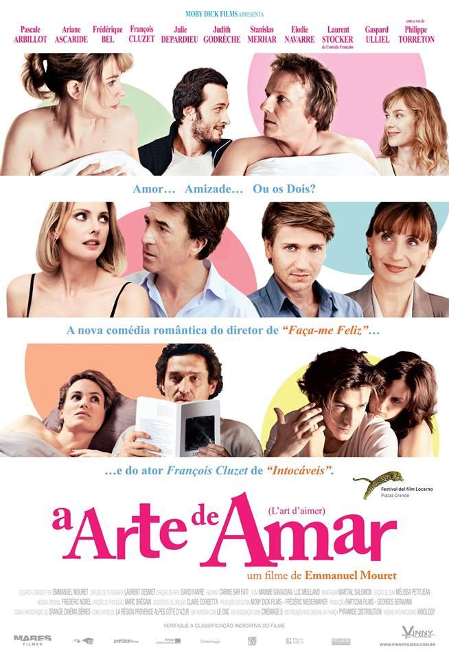 """Mostra Comédia Francesa exibe """"A Arte de Amar"""", de Emmanuel Mouret"""