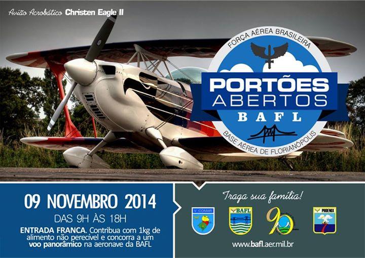 Dia dos Portões Abertos da Base Aérea de Florianópolis 2014