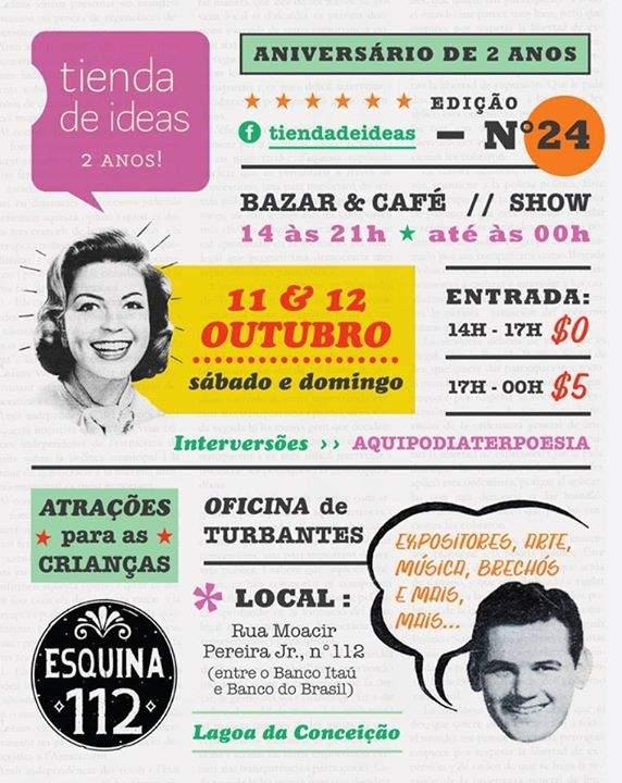 Aniversário de 2 anos do Tienda De Ideas
