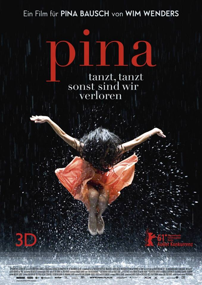 """Exibição gratuita do filme """"Pina"""", de Wim Wenders"""