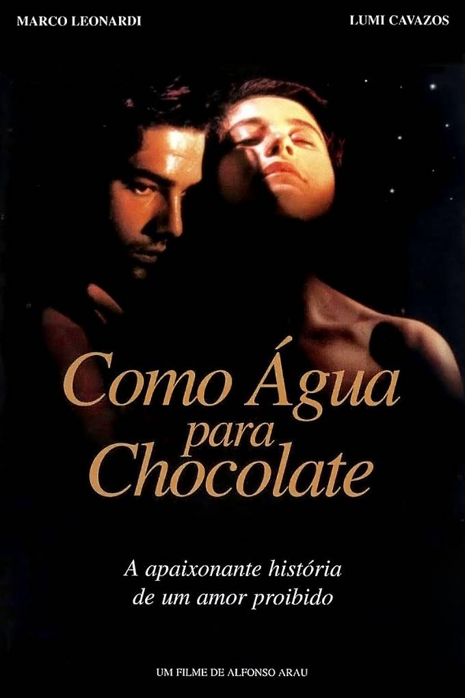 "Cineclube Badesc exibe ""Como água para chocolate"" de Alfonso Arau"