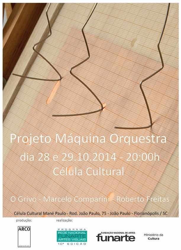 Projeto Máquina Orquestra