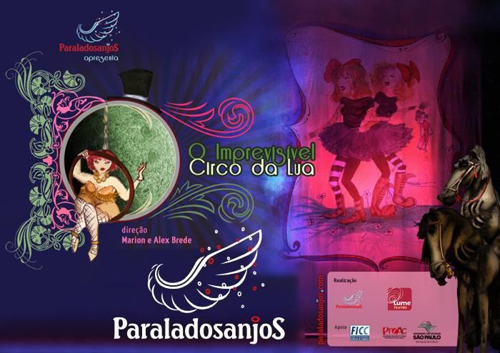 O imprevisível circo da lua - 21º Festival Isnard Azevedo