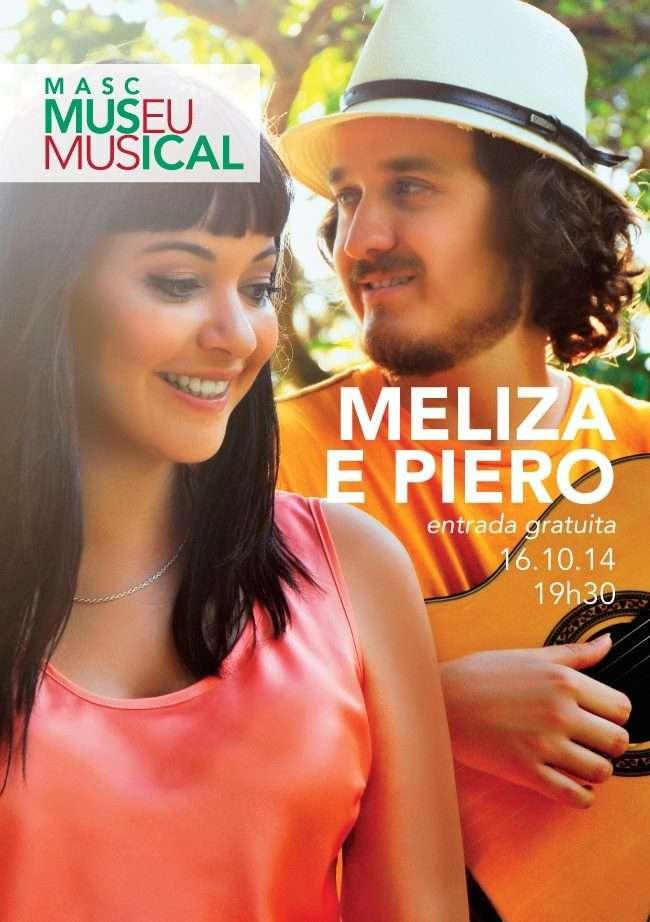 Meliza e Piero - Masc Museu Musical