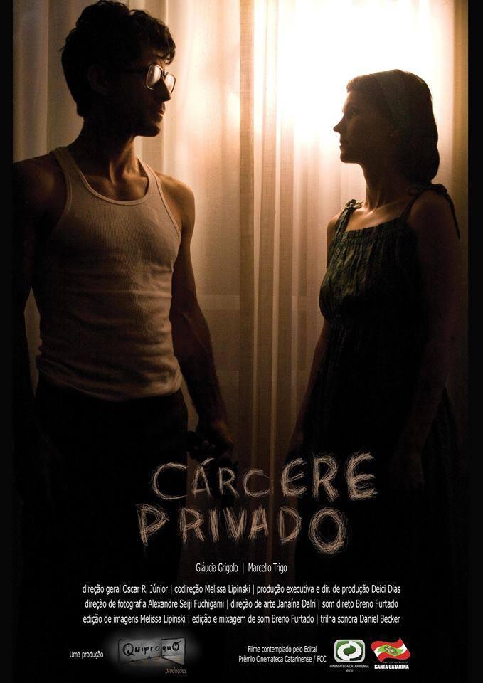 Filmes Pegadas Salgadas, O Homem Dublado e Cárcere Privado no Cinema do CIC