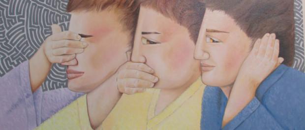 """Exposição """"Pinturas"""", do artista plástico Juarez Lopes"""