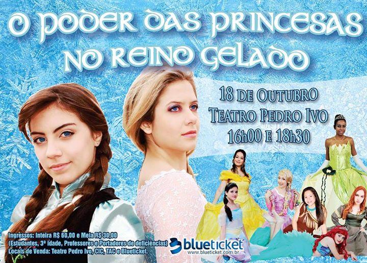 O Poder das Princesas - No Reino Gelado