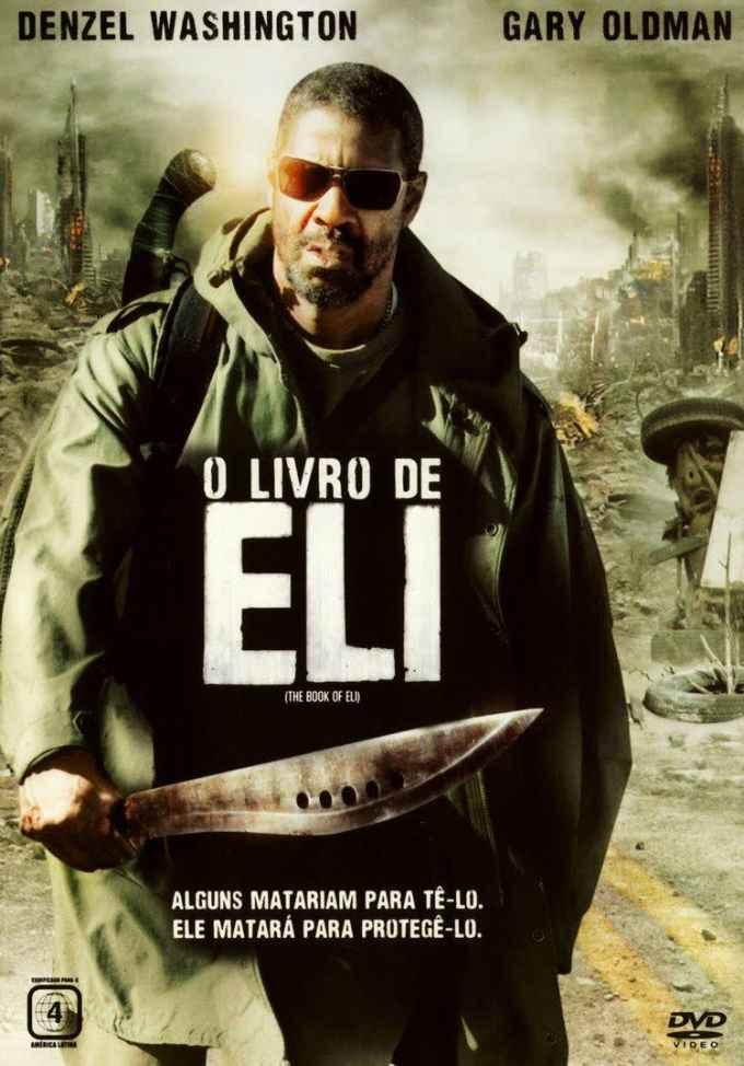 """Exibição do filme """"O livro de Eli"""""""