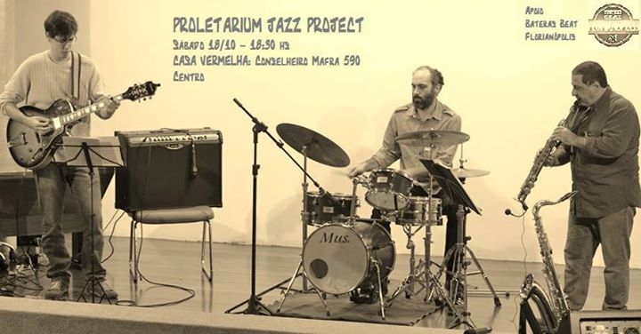 Jazz Contemporâneo da banda Proletarium Jazz Project