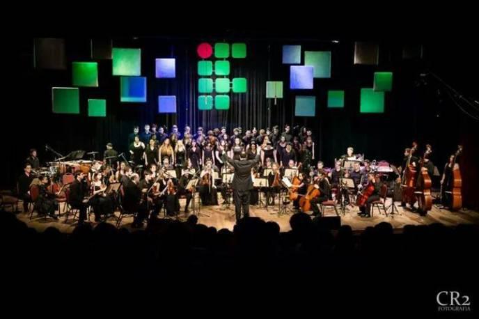 Abertas inscrições para o curso básico de Instrumentos de Orquestra no IFSC
