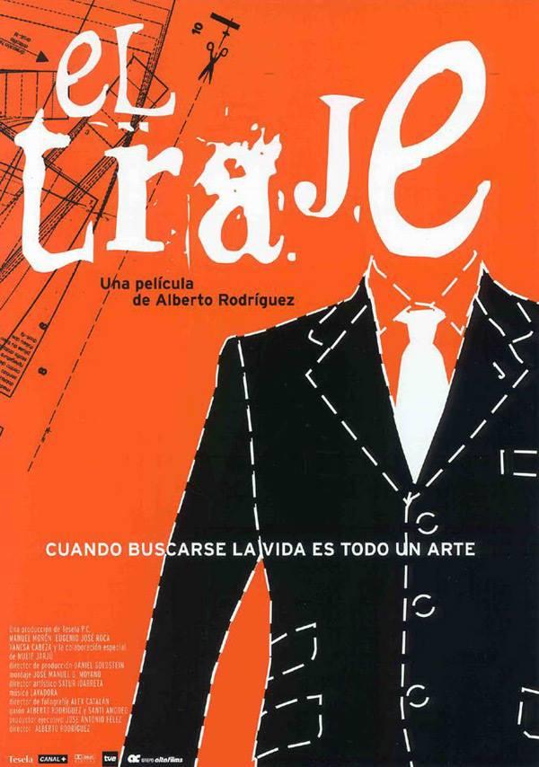 """CineBuñuel exibe o filme """"El Traje"""" (2002), de Alberto Rodriguez"""