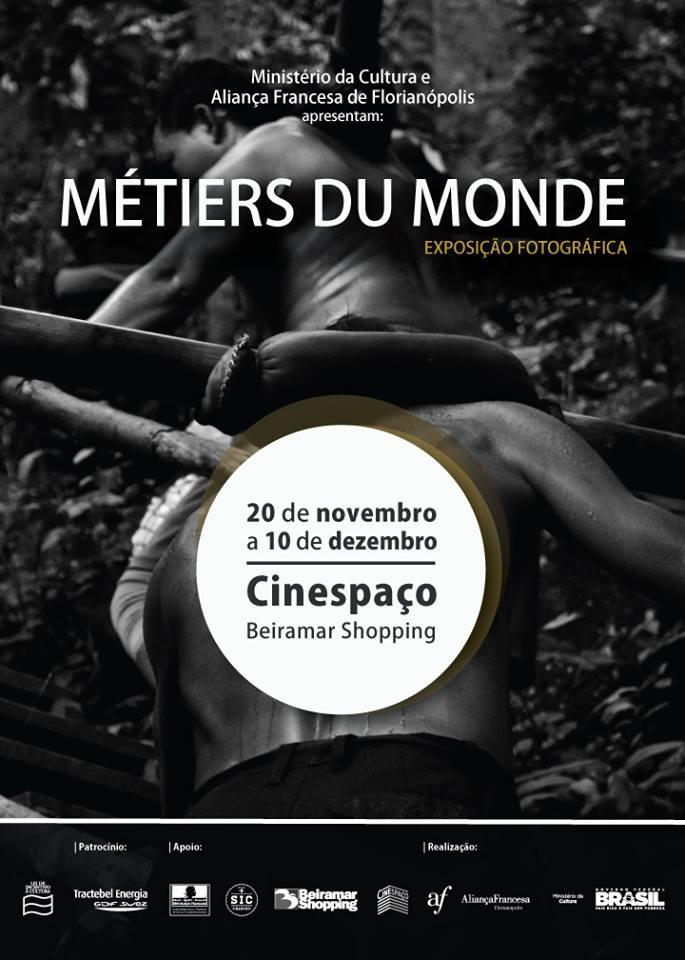 Exposição Métiers du Monde