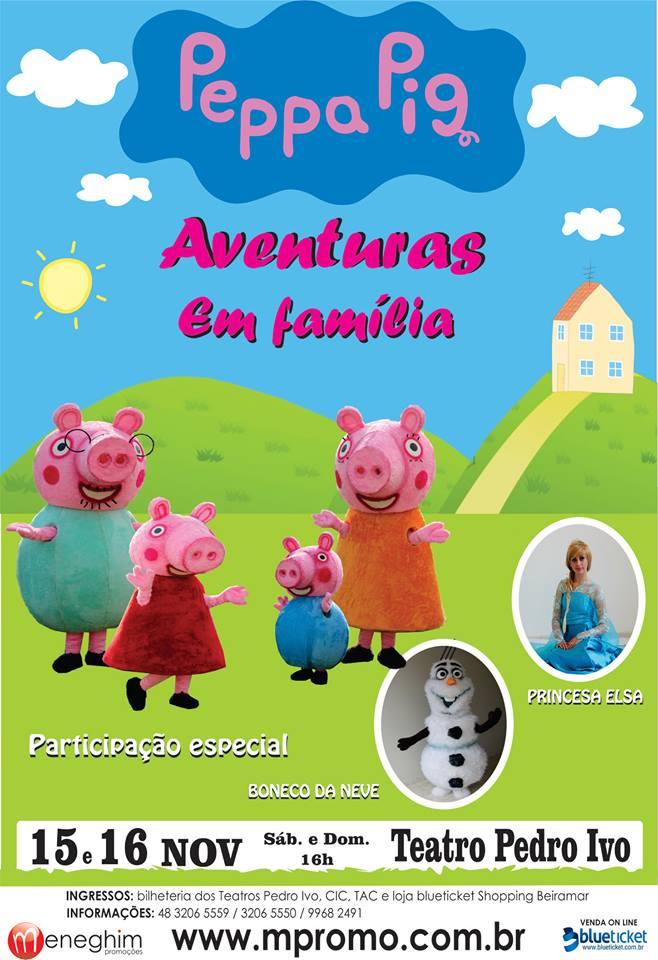 Peppa Pig – Aventura em Família