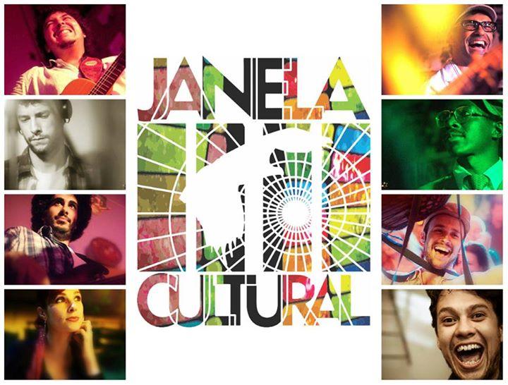 """Banda """"Janela Cultural"""" no projeto TAC 7:30"""