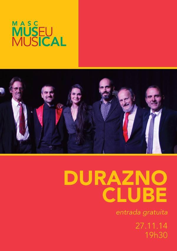 Tango com o Durazno Clube - 10ª edição do Masc Museu Musical
