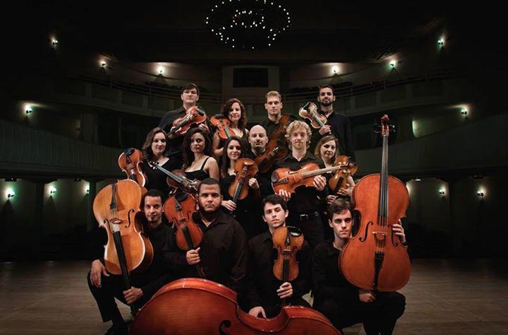 Orquestra Acadêmica da Udesc e Teatro de Sombras Cena Emergente - CIC 8:30 - Grandes Encontros