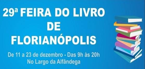 29ª Feira do Livro de Florianópolis