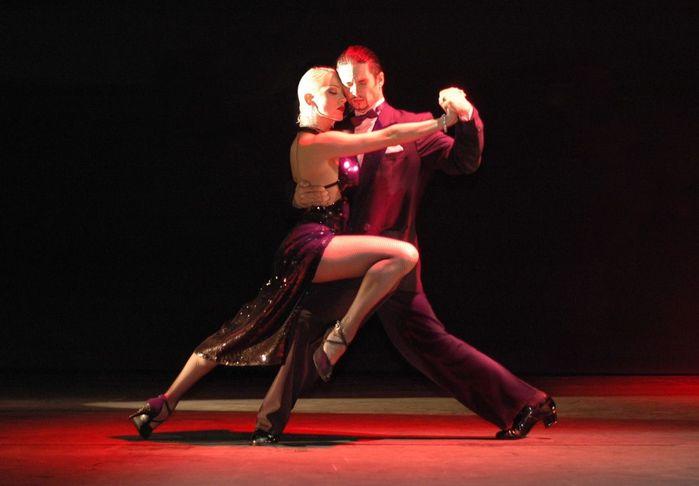 Inscrições para Oficina gratuita de Tango