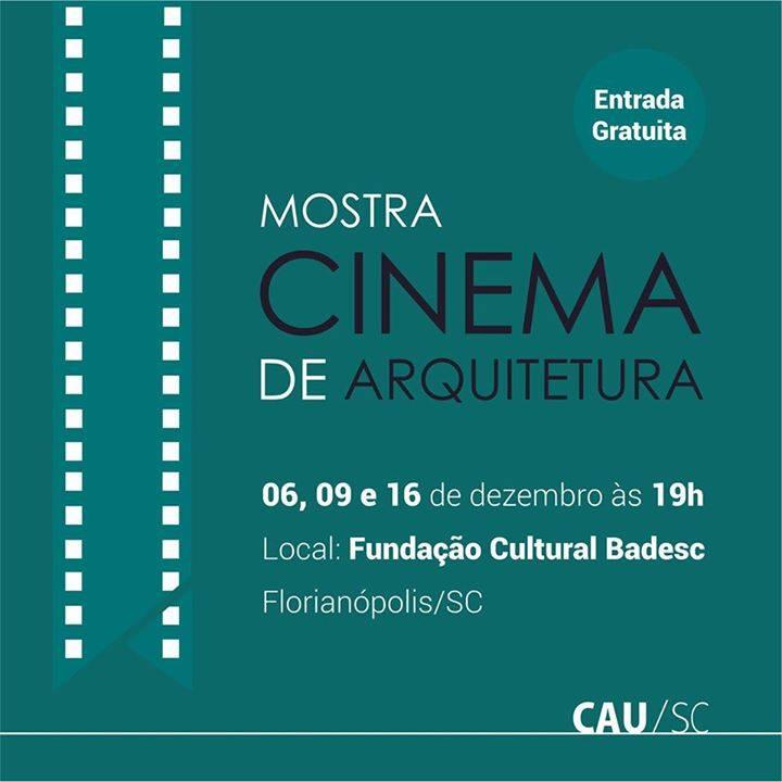 Mostra de Cinema de Arquitetura