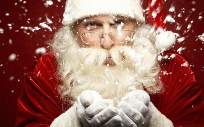 Chegada do Papai Noel no Sesc Prainha
