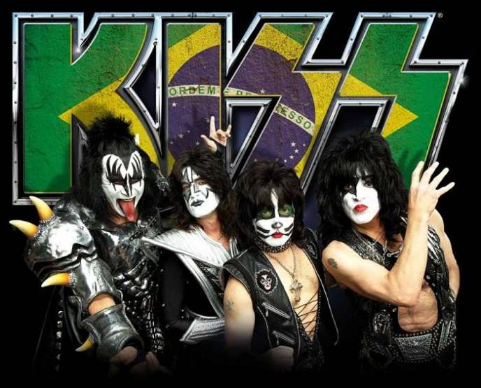 Kiss - 40th Anniversary World Tour