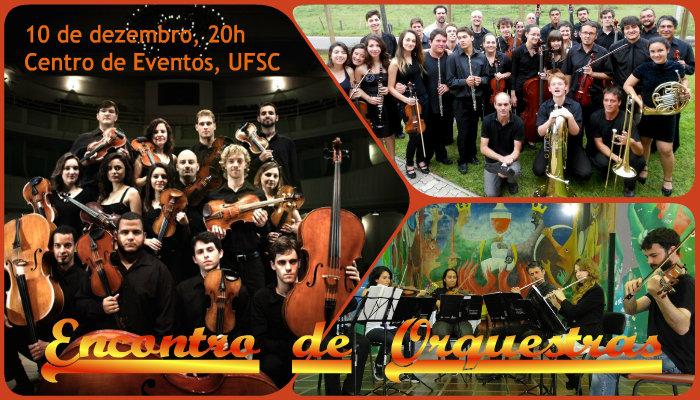1º Encontro de Orquestras da UFSC