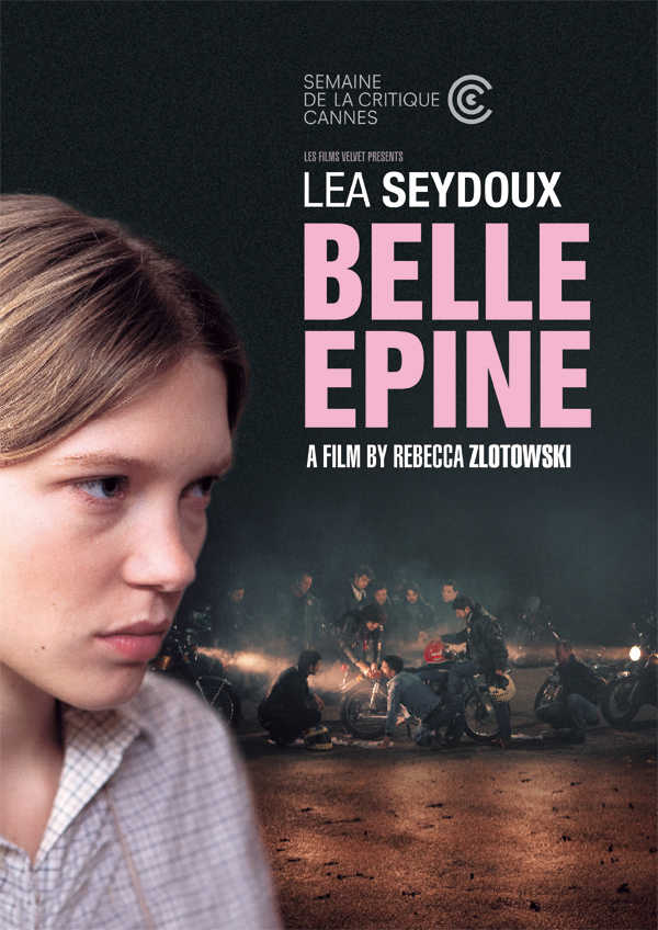 "Cineclube Badesc exibe ""Belle epine"", de Rebecca Zlotowski"