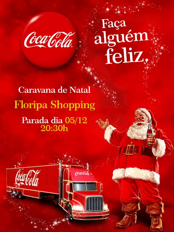 Caravana de Natal Coca-Cola
